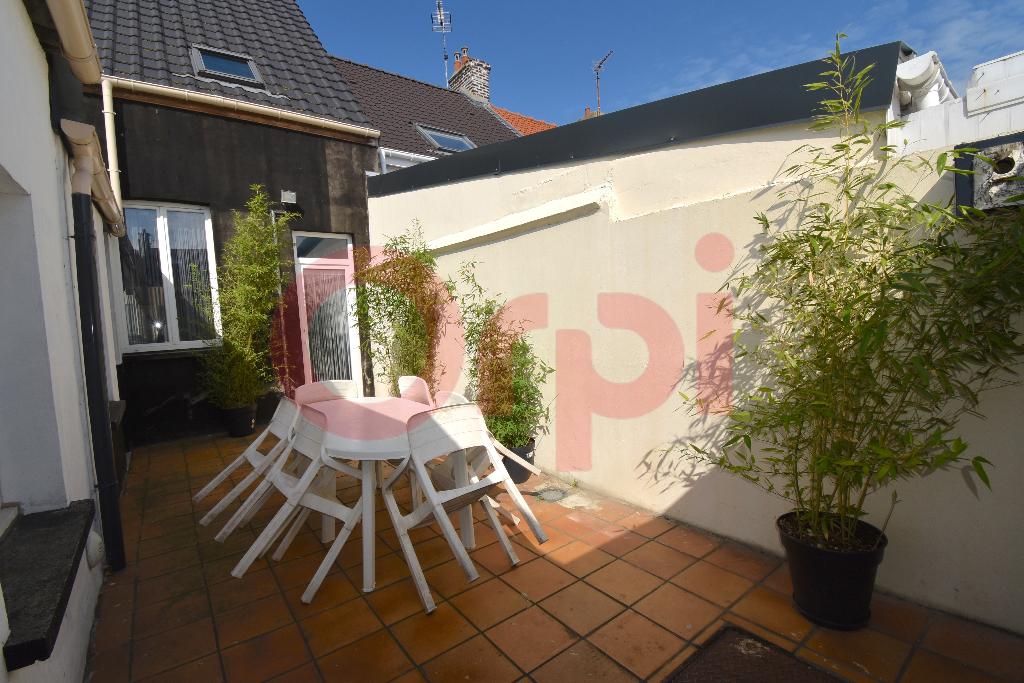 A Vendre Maison à Calais 100 M² 127 000 Kap Nord Immo